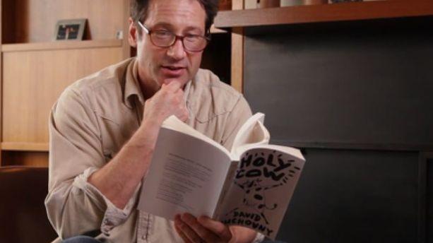 "Faut-il lire ""Oh la vache !"", le premier roman de David Duchovny ?"