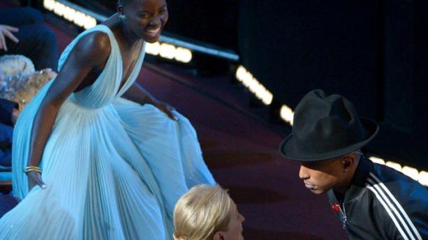 "Pharrell Williams, l'homme qui murmurait à l'oreille des ""G  I  R  L"""