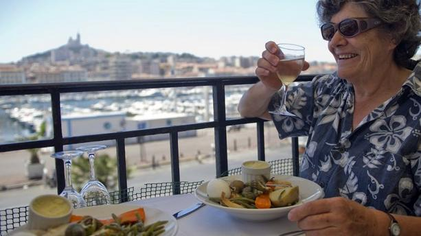 Marseille joue la carte de la gastronomie