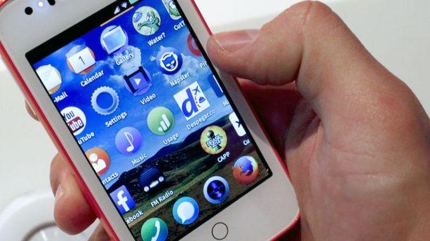 Mozilla commercialisera bientôt un smartphone à 18 euros
