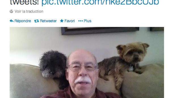 Selfie : un anonyme texan s'attaque au record d'Ellen Degeneres