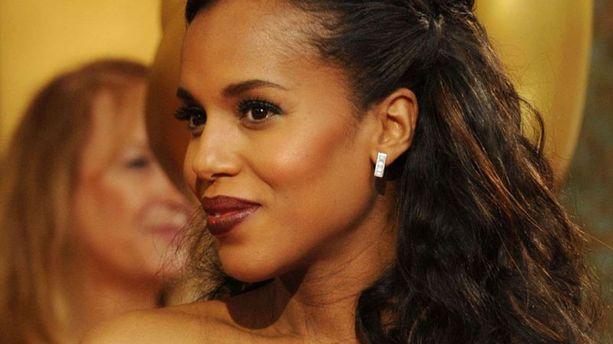 "Kerry Washington : la star de ""Scandal"" est maman"