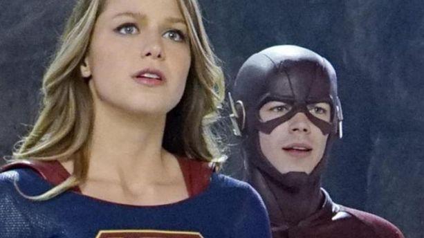 """Flash"" et ""Supergirl"" vont se rencontrer dans un crossover musical"