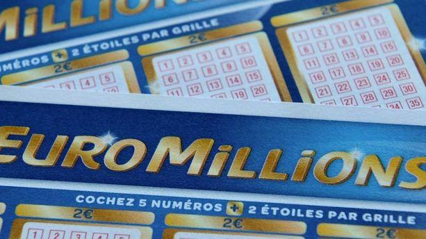 Euro Millions : jackpot de 100 millions d'euros en jeu vendredi