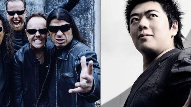 Grammy Awards : Metallica et Lang Lang, la rencontre improbable
