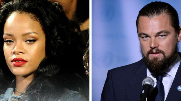 Rihanna et Leonardo DiCaprio : le baiser surprise chez Hugh Hefner ?
