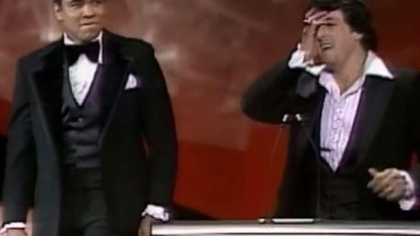 "VIDEO - Oscars 1977 : quand Mohamed Ali ""affrontait"" Rocky Balboa"