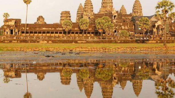 Le Cambodge en cinq étapes
