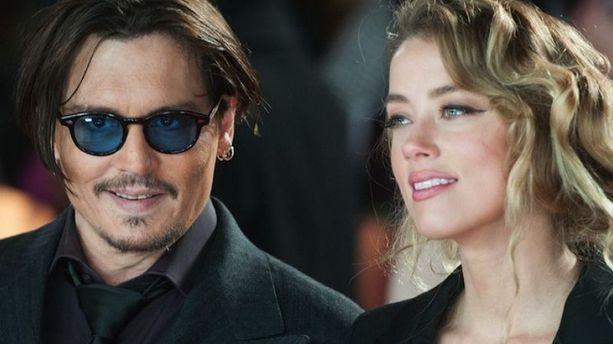 C'est fait : Johnny Depp a épousé Amber Heard