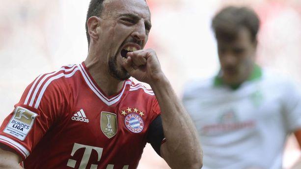 Bundesliga: le Bayern s'est fâché