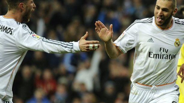Real Madrid : Benzema fait aussi bien que son idole