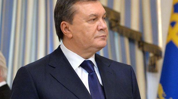 "Ukraine: Viktor Ianoukovitch ""protégé"" en Russie"