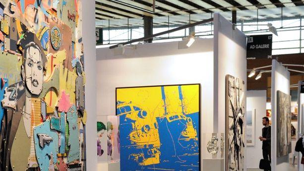 Agenda week-end à Lille : Art Up va épater la galerie