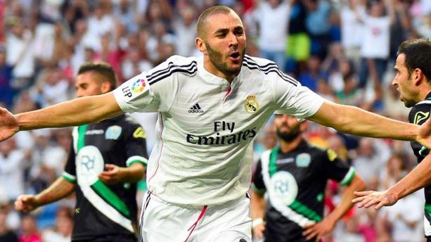 VIDÉO - Le but de Karim Benzema lors de Real Madrid-Cordoue (2-0)