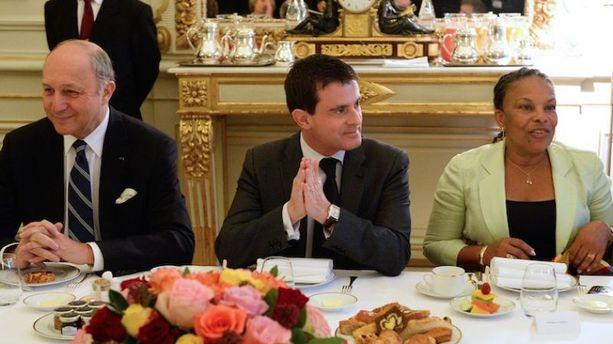 Quand Valls bouscule les habitudes des cuisines de Matignon