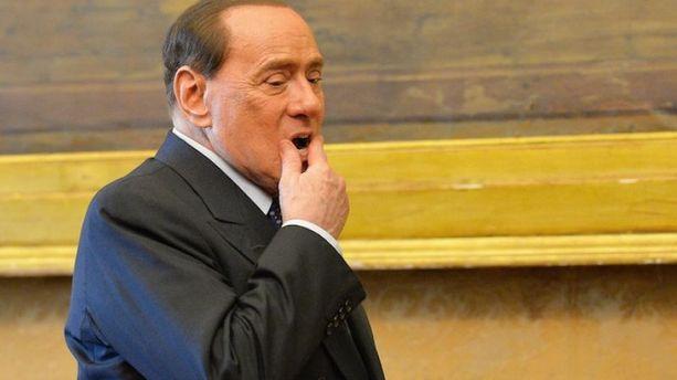 Berlusconi en maison de retraite ?