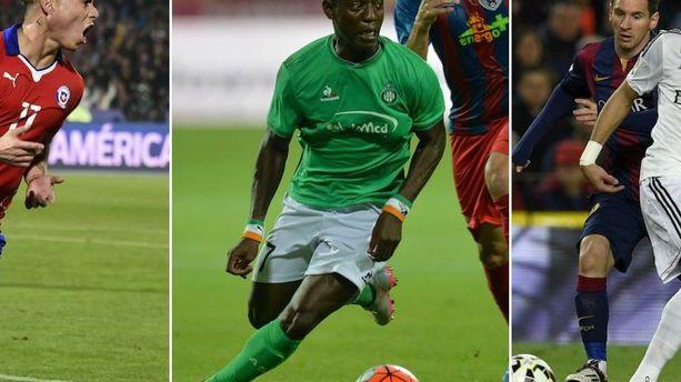 Mercato Express : l'OM s'active pour Vargas, Gradel retourne en Angleterre, Pepe intéresse Manchester United