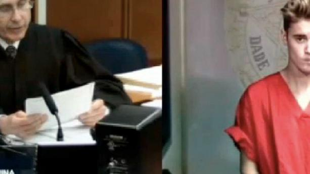 Arrestation de Justin Bieber : la police de Miami a menti