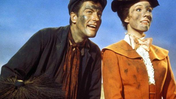 "Julie Andrews et Dick Van Dyke, au casting de ""Mary Poppins 2"" ?"
