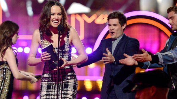 "MTV Movie Awards : ""Star Wars 7"" tient sa revanche sur les Oscars"