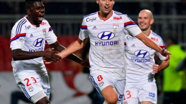 OL-OM (1-0) : Lyon et Gourcuff raflent la mise