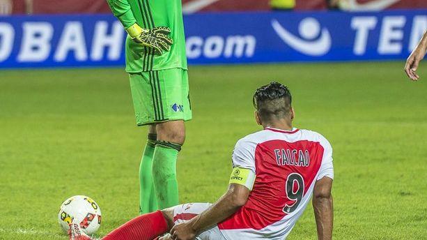 Monaco : Falcao sera bien absent plusieurs semaines