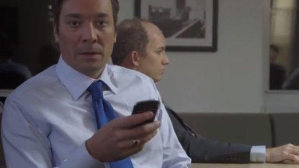 VIDEO - Quand Jimmy Fallon parodie (à merveille) House of Cards