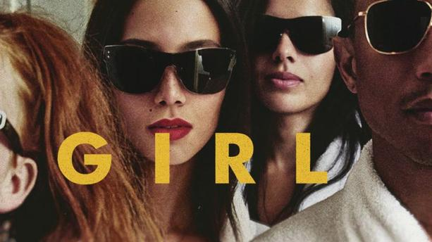 """G  I  R  L"" : le piège sensuel de Pharrell Williams"