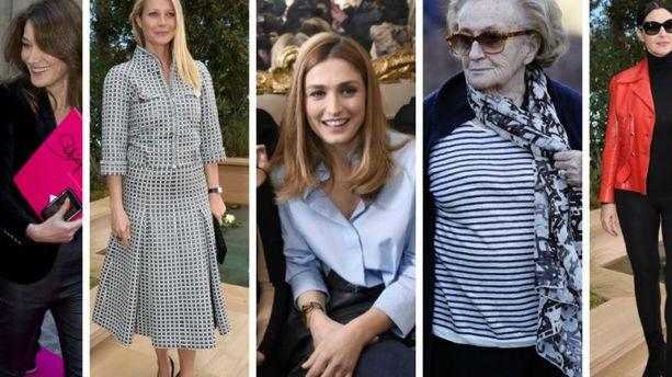 Fashion week 2016 : les stars envahissent Paris