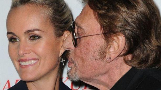 Johnny Hallyday et Læticia en redressement fiscal pour la discothèque l'Amnesia
