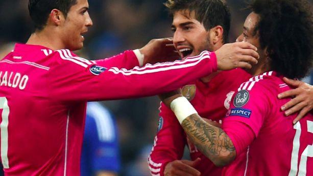 VIDEO - Les bijoux de Cristiano Ronaldo et Marcelo lors de Schalke 04-Real Madrid (0-2)