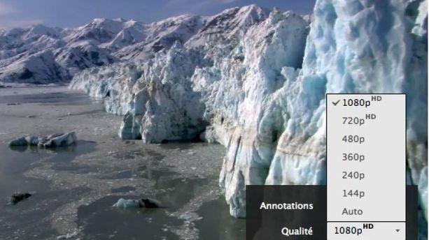 Astuce geek: lancez les vidéos en HD en mode plein écran sur YouTube