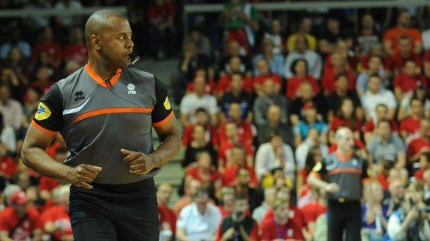 "JO 2016 - Eddie Viator : ""Arbitrer les stars de la NBA, ça ne m'impressionne plus"""