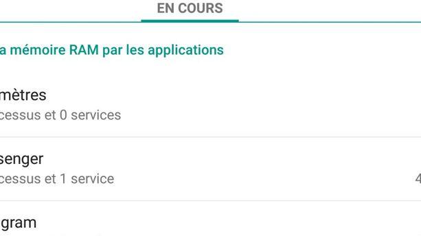Astuce geek: forcez Android à fermer une application récalcitrante
