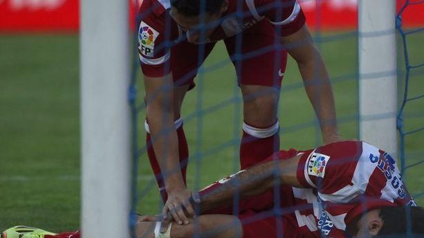 L'horrible blessure de Diego Costa