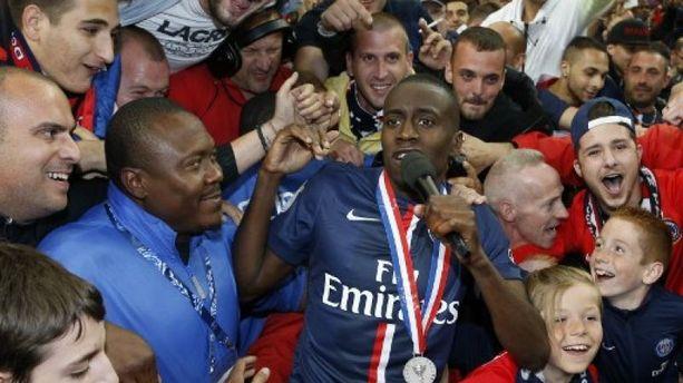 PSG-Real Madrid : Blaise Matuidi secoue les supporters du PSG