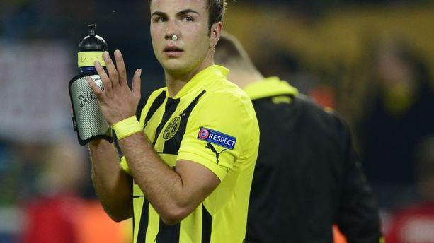 Mercato : Götze et le Borussia Dortmund, chapitre 2