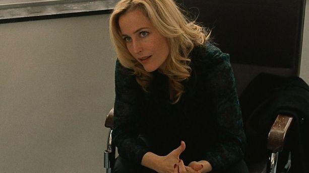 Gillian Anderson va publier une saga littéraire de SF