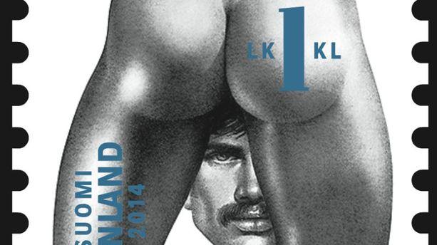 Finlande: des timbres gays osés en plein débat sur le mariage homo