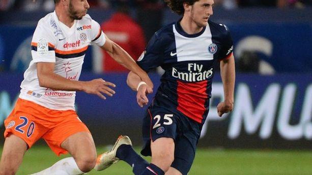 Metz-PSG : enfin l'heure d'Adrien Rabiot ?