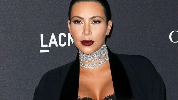 Kim Kardashian maman pour la deuxième fois