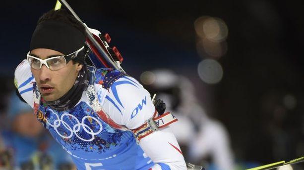 Biathlon : pari perdu pour Fourcade