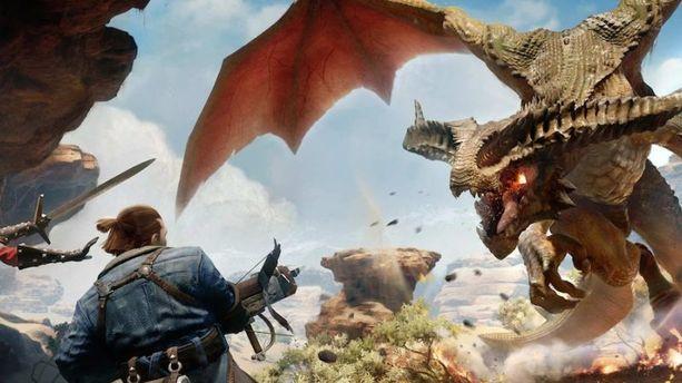 Dragon Age Inquisition : Donjons & Dragons remasterisé