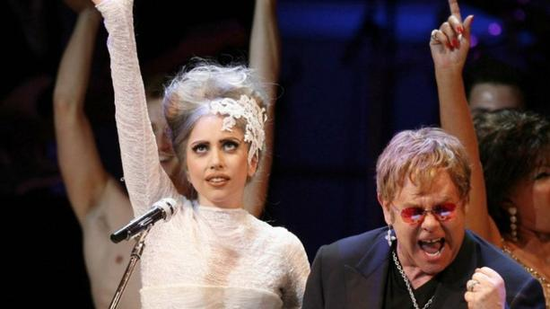 Lady Gaga recrute Elton John pour son cinquième album