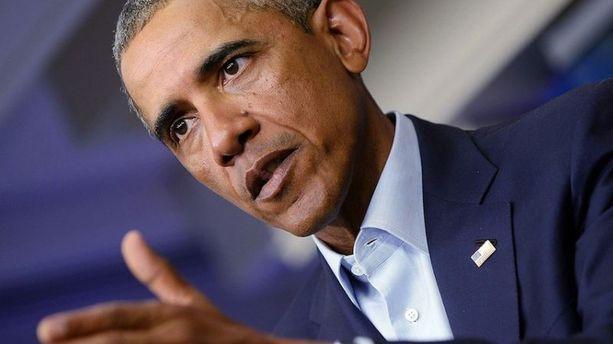 "Emeutes à Ferguson : Obama tout en ""retenue"""