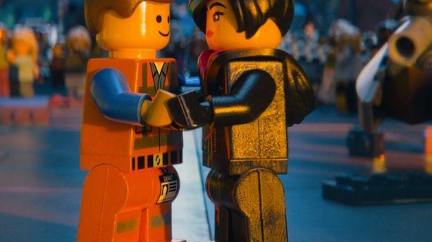 """La grande aventure Lego"" : un peu de folie dans un monde de briques"