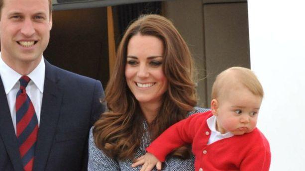 Kate Middleton les fesses à l'air : shocking !