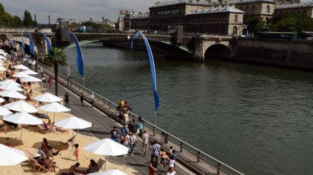 "Paris Plages: Anne Hildago n'annulera pas ""Tel-Aviv sur Seine"""