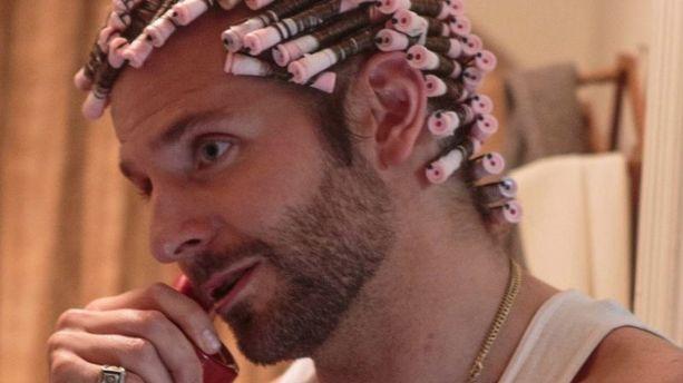 "Bradley Cooper : ""J'ai arrêté les bigoudis après American Bluff"""