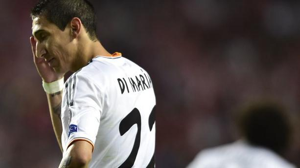 Real Madrid : Di Maria bloqué par Ancelotti ?